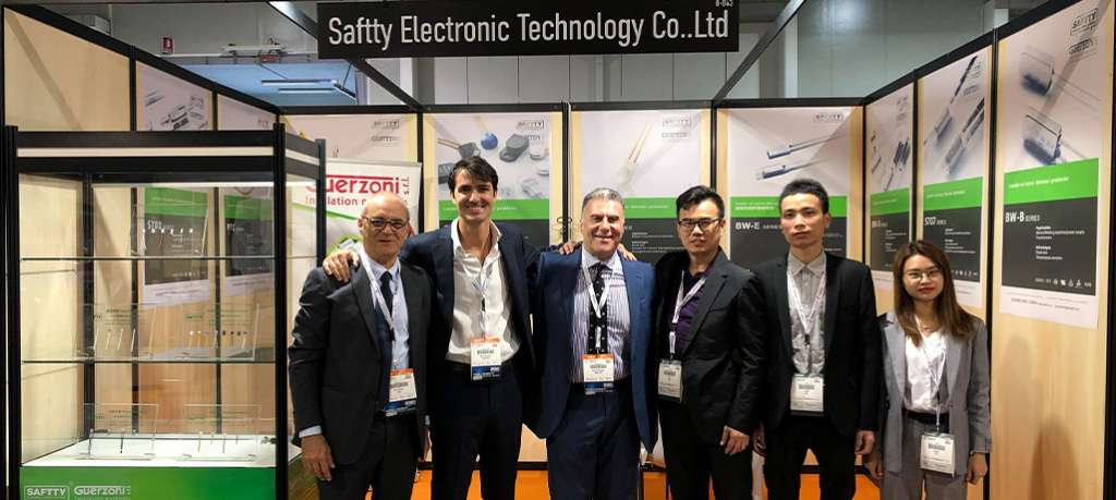 2019.10 SAFTTY's 2019 Coiltech Successfully Concluded