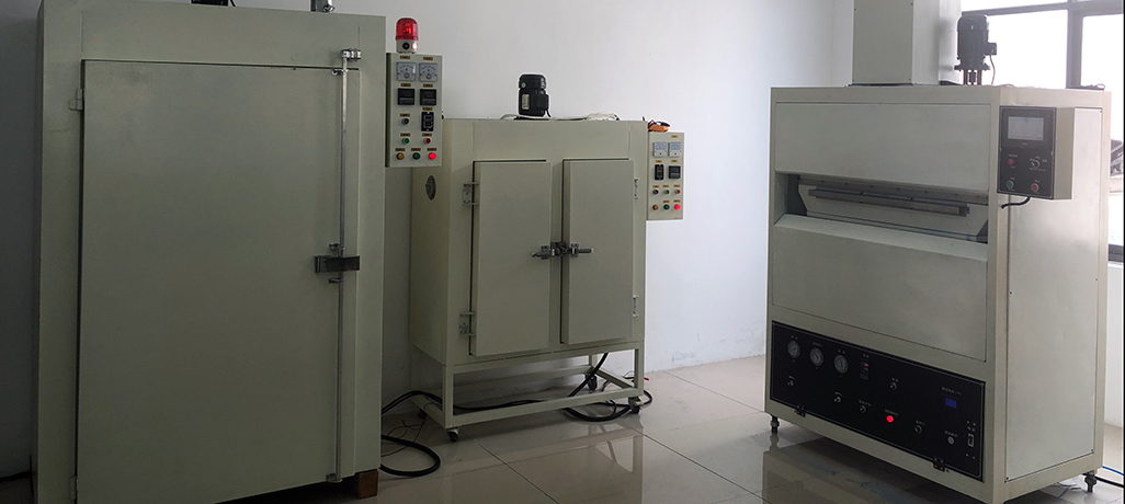 2020.09 SAFTTY purchased a set of epoxy encapsulation equipment